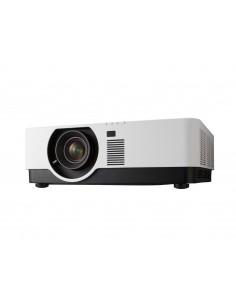 NEC P506QL datorprojektorer Tak-/golvmonterad projektor 5000 ANSI-lumen DLP 2160p (3840x2160) 3D kompatibilitet Vit Nec 60004812