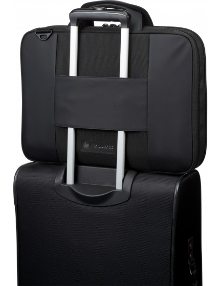 """HP Recycled notebook case 39.6 cm (15.6"""") Toploader bag Black Hp 5KN29AA - 3"""