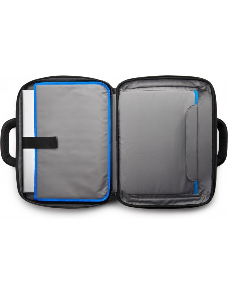 """HP Recycled notebook case 39.6 cm (15.6"""") Toploader bag Black Hp 5KN29AA - 4"""