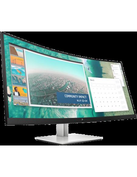 "HP E344c 86.4 cm (34"") 3440 x 1440 pixlar Quad HD Silver Hp 6GJ95AA#ABB - 3"