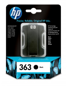 HP 363 1 pc(s) Original Standard Yield Photo black Hp C8721EE - 1