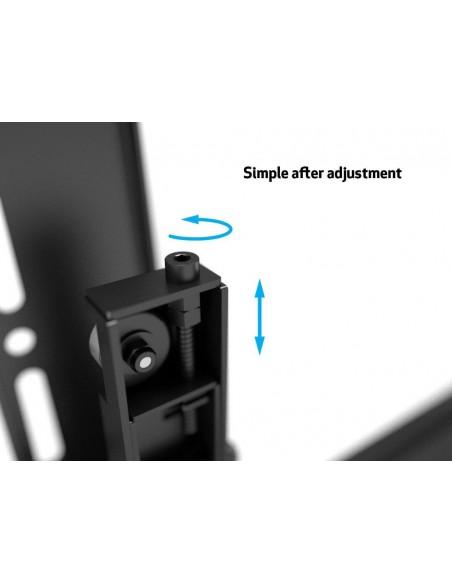 Multibrackets M VESA Wallmount Super Slim Tilt 400 MAX Multibrackets 7350073735532 - 13