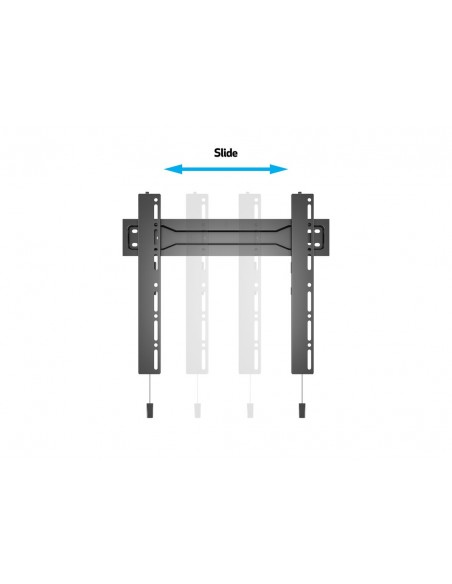 Multibrackets M VESA Wallmount Super Slim Fixed 400 MAX Multibrackets 7350073735556 - 10