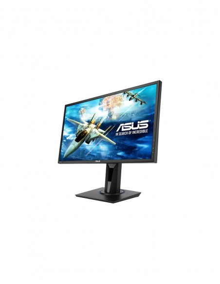 "ASUS VG245H 61 cm (24"") 1920 x 1080 pikseliä Full HD LED Musta Asus VG245H - 2"