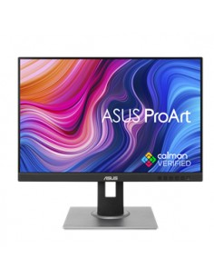 "ASUS ProArt PA248QV 61.2 cm (24.1"") 1920 x 1200 pikseliä WUXGA LED Musta Asustek 90LM05K1-B01370 - 1"