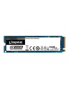 Kingston Technology DC1000B M.2 480 GB PCI Express 3.0 3D TLC NAND NVMe Kingston SEDC1000BM8/480G - 1