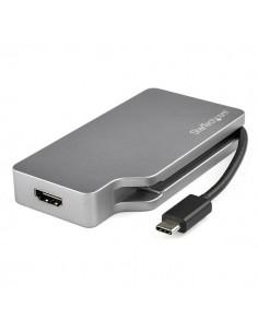 StarTech.com CDPVDHDMDPSG USB grafiikka-adapteri 3840 x 2160 pikseliä Harmaa Startech CDPVDHDMDPSG - 1