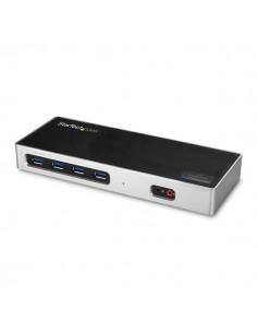 StarTech.com Dockningsstation med dubbel 4K och 6 x USB 3.0-portar Startech DK30A2DH - 1