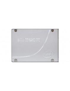 Intel SSDPE2KX040T801 SSD-hårddisk U.2 4000 GB PCI Express 3.1 TLC 3D NAND NVMe Intel SSDPE2KX040T801 - 1