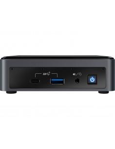 Intel NUC BXNUC10I3FNK3 datorhölje & moderkort UCFF Svart BGA 1528 i3-10110U 2.1 GHz Intel BXNUC10I3FNK3 - 1