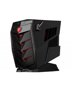 MSI Aegis 3 VR7RD-001EU i5-7400 Työpöytä 7. sukupolven Intel® Core™ i5 16 GB DDR4-SDRAM 2256 HDD+SSD Windows 10 Home PC Musta Ms