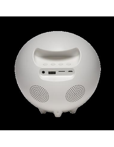 Denver CRLB-400 radio Clock Analog White Denver 111131010010 - 1