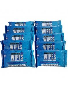 JOINTS Wipes 10x10kpl Puhdistusliina desinfiointiin Soudal Oy WIPE10-Pack - 1