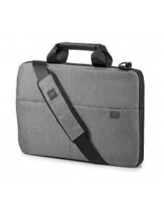 """HP 35.5 cm (14"""") Signature Slim Topload väskor bärbara datorer 35.6 Portfölj Grå Hp L6V67AA#ABB - 1"""