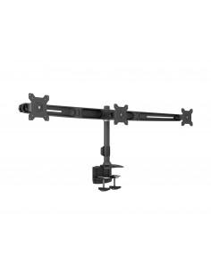 """Multibrackets 0372 monitorin kiinnike ja jalusta 61 cm (24"""") Puristin Musta Multibrackets 7350105210372 - 1"""