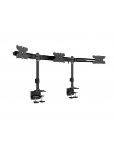 """Multibrackets 0389 monitorin kiinnike ja jalusta 81.3 cm (32"""") Puristin Musta Multibrackets 7350105210389 - 1"""