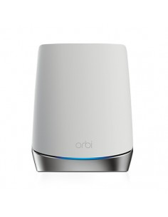 Netgear Orbi WiFi6 Satellite Verkkotoistin 2400 Mbit/s Ruostumaton teräs, Valkoinen Netgear RBS750-100EUS - 1