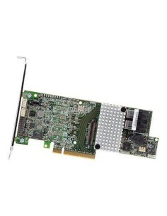 Intel RS3DC040 RAID-ohjain PCI Express x8 3.0 12 Gbit/s Intel RS3DC040 - 1