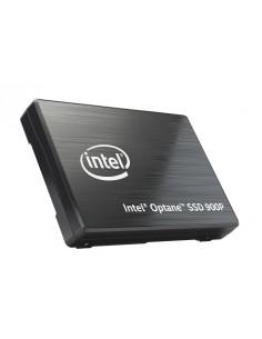 Intel SSDPE21D280GAX1 internal solid state drive U.2 280 GB PCI Express 3.0 3D XPoint NVMe Intel SSDPE21D280GAX1 - 1