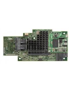Intel RMS3CC040 RAID-kontrollerkort PCI Express x8 3.0 12 Gbit/s Intel RMS3CC040 - 1