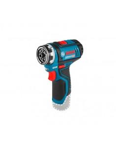 Bosch GSR 12V-15 FC Professional utan nyckel 600 g Svart, Blå Bosch 06019F6004 - 1