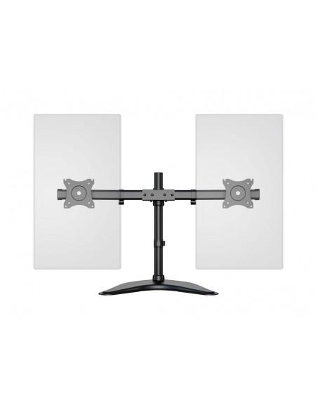 """Multibrackets 3330 monitorin kiinnike ja jalusta 68.6 cm (27"""") Vapaasti seisova Musta Multibrackets 7350073733330 - 14"""