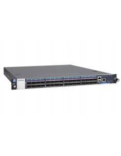 Netgear M4500-32C hanterad L2/L3/L4 10G Ethernet (100/1000/10000) 1U Svart Netgear CSM4532-100EUS - 1