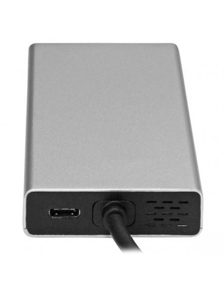 StarTech.com DKT30CHPD kannettavien tietokoneiden telakka ja porttitoistin Langallinen USB 3.2 Gen 1 (3.1 1) Type-C Musta Starte