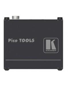 Kramer Electronics PT-101H2 AV-förlängare Repeater för AV-utrustning Svart Kramer 50-80409090 - 1