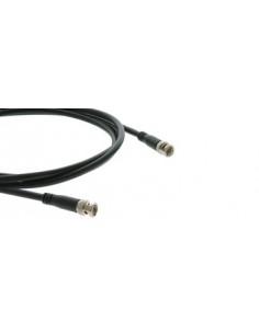 Kramer Electronics BNC Coax 7.6m koaxialkablar RG-6 7.6 m Svart Kramer 91-0101025 - 1