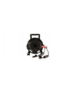Kramer Electronics CRS-PlugNView-H HDMI-kaapeli 10 m HDMI-tyyppi A (vakio) Musta Kramer 97-2400033 - 1