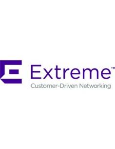 Extreme networks 16803 nätverksswitchar hanterad L2 Gigabit Ethernet (10/100/1000) Strömförsörjning via (PoE) stöd Svart, lila E