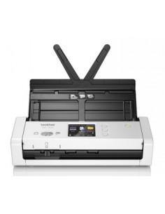 Brother ADS-1700W skanneri 600 x DPI ADF-skanneri Musta, Valkoinen A4 Brother ADS1700WTC1 - 1