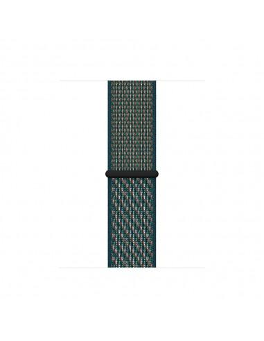 apple-mxn22zm-a-tillbehor-till-smarta-armbandsur-band-karmosinrod-gron-nylon-1.jpg