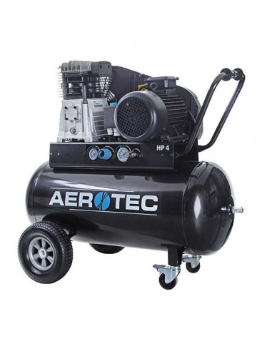 Aerotec 600-90 Tech Piston Compressor Aerotec 2013220 - 1