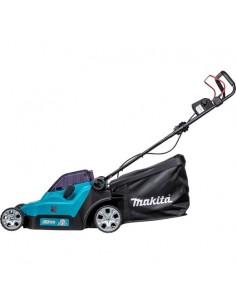 Makita DLM382PT2 lawn mower Push Battery Green Makita DLM382PT2 - 1