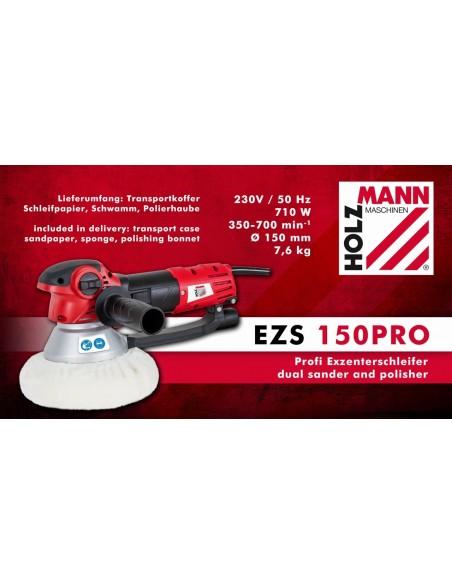 Holzmann Ezs150pro kiillotuslaite Holzmann EZS150PRO_230V - 4
