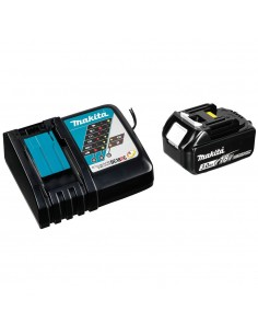 Makita Energy Kit Bl1830b + Dc18rc Makita 191A24-4 - 1