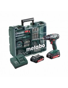 Metabo BS 18 Mobile Cordless Drill Driver Metabo 602207880 - 1