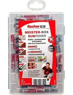 Fischer MeisterBox DuoPower short/long + screws Fischer 540299 - 1