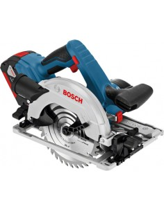 Bosch GKS 18V-57 G Professional 16.5 cm Svart, Blå 3400 RPM Bosch 06016A2102 - 1