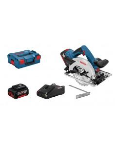 Bosch GKS 18V-57 G Professional 16.5 cm Black, Blue 3400 RPM Bosch 06016A2106 - 1