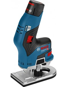 Bosch GKF 12V-8 Professional 13000 RPM Musta, Sininen, Punainen Bosch 06016B0002 - 1
