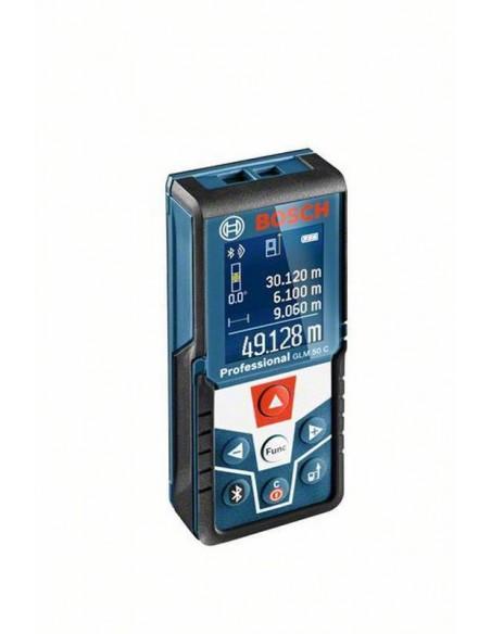 Bosch GLM 50C Avståndslasermätare Svart 50 m Bosch 06159940H0 - 1