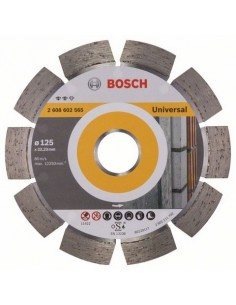 Bosch 2 608 602 565 cirkelsågsblad 12.5 cm 1 styck Bosch 2608602565 - 1