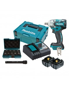 Makita DTW285RTJX power screwdriver/impact driver 3500. 2600 Black, Blue Makita DTW285RTJX - 1