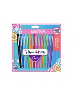 papermate-flair-candy-pop-korkillinen-geelikyna-keskikokoinen-monivarinen-12-kpl-1.jpg