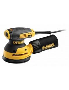 DeWALT DWE6423-QS bärbar slipmaskin Rundslipmaskin 12000 OPM Svart, Gul 280 W Dewalt DWE6423-QS - 1