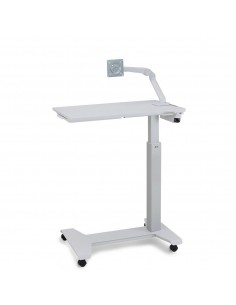 Ergotron 24-600-A68 multimedia cart/stand White Tablet Ergotron 24-600-A68 - 1