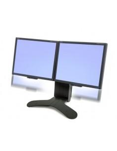 "Ergotron LX Series Dual Display Lift Stand 61 cm (24"") Black Ergotron 33-299-195 - 1"